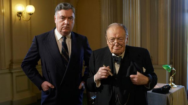 'Menzies and Churchill at War' receives top nomination at Focal International Awards