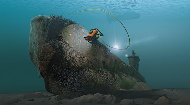 AE2 sub wreck ile ilgili görsel sonucu