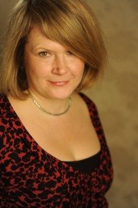 Director Lucy Paplinska.